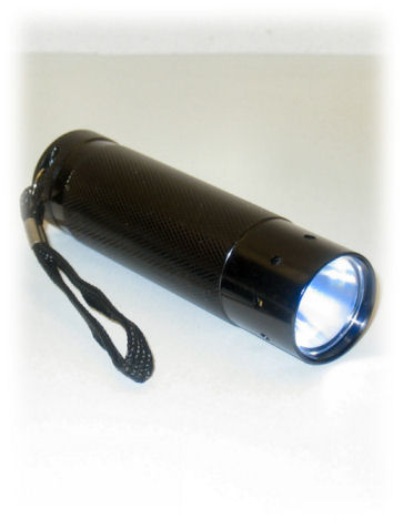 3W High Power Led Flashlight